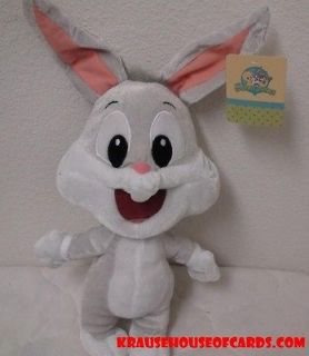 Plush Baby Bugs   Baby Looney Tunes   Excellent Condition