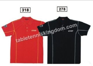 TSP CT 31086 Table Tennis Shirt
