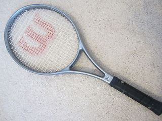wilson profile tennis racket in Racquets