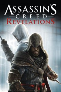 POSTER === Assassins Creed Revelations   Knives   Maxi === GBeye
