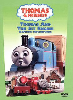 Thomas Friends   Thomas and the Jet Engine DVD, 2004