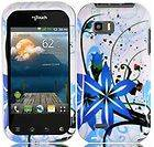 LG 800G LG800G WONDERLAND BLUE Faceplate Protector Snap On Case Phone