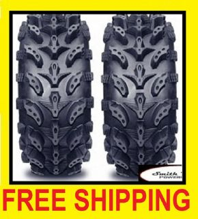 ply 22X7 11 INTERCO SWAMP LITE ATV TIRES 22 7 11 mud tire 6 ply
