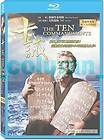 10 Ten Commandments (1956) BD DVD+2 DVD CHARLTON HESTON YUL BRYNNER