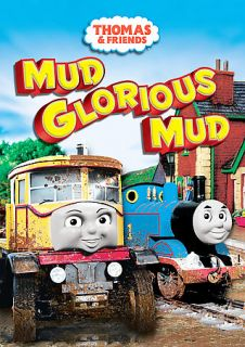 Thomas Friends   Mud Glorious Mud DVD, 2009