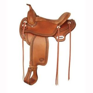 NEW 292TF479PN6 Paola Flex Trail Saddle by Tex Tan 16 QH Flex Tree