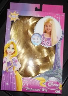 Rapunzel Wig. Over 2 Feet of Long Blonde Hair. New . Age 3 and up