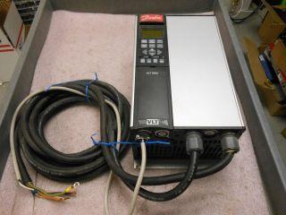 Danfoss VLT 5000 Variable Speed Drive 176F0430