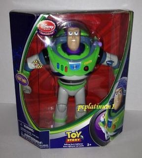 NEW TOY STORY TALKING BUZZ LIGHTYEAR 12 ACTION FIGURE DISNEY STORE