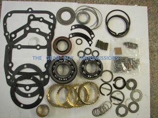 Manual Transmission Parts
