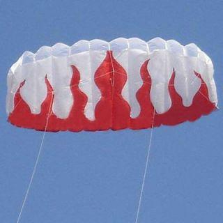 Dual Line Stunt Parachute Parafoil Sport Kite K020