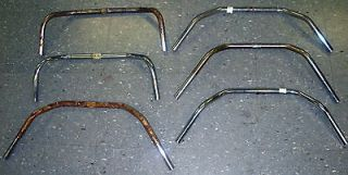 Lot of 6 Vintage Bicycle Handlebars Montgomery Wards Murray Lot 3