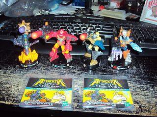 transformers mini figures in Transformers & Robots