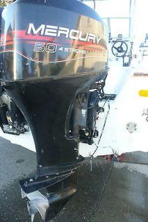 yamaha 50hp 4 stroke outboard. 20shaft. elec strart powered tilt/trim