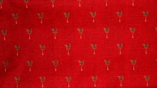 palm tree fabric in Sewing & Fabric
