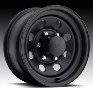 Wheel 044 Series Stealth Crawler Black Wheel 15x12 5x5.5 BC