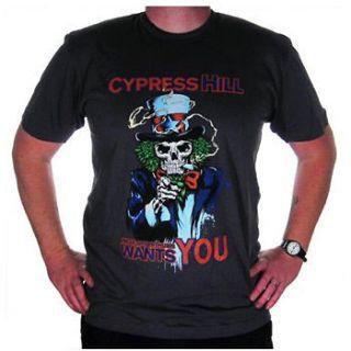 CYPRESS HILL Uncle GreenThumb T SHIRT New S M L XL 2XL