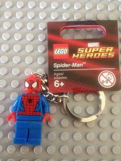 LEGO Super Heroes Spider man keychain
