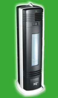 NEW IONIC AIR PURIFIER PRO UV OZONE BREEZE CLEANER IONIZER 04A