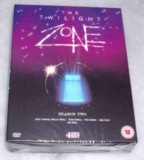 Zone (1980s)   Series Season 2   Complete DVD Box Set NEW & SEALED