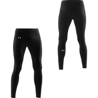 Mens Under Armour Evo Coldgear Compression Tights 1221714 001   Black