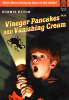 Vinegar Pancakes and Vanishing Cream by Bonnie Pryor 1996, Paperback