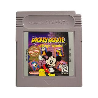 Mickey Mouse Magic Wands Nintendo Game Boy, 1998