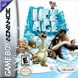 Ice Age Nintendo Game Boy Advance, 2002