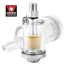 NPT Water & Oil Separator for Air Compressor Tools Auto Parts