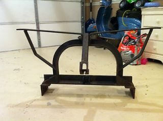 CJ5 CJ 7 5 Meyers or Western upper plow frame will fit other vehicles