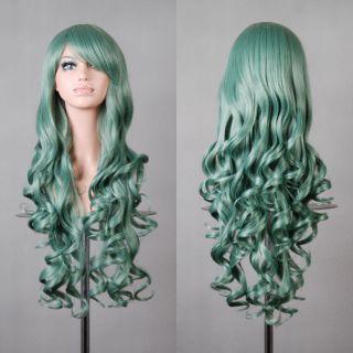 green wig in Womens Wigs