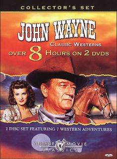 John Wayne   Classic Westerns 2 Pack DVD, 2005, 2 Disc Set