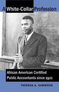 White Collar Profession African American Certified Public