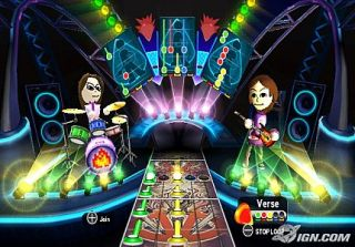 Guitar Hero World Tour Complete Band Game Wii, 2008