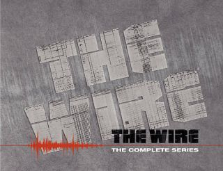 The Wire   The Complete Series DVD, 2010, 23 Disc Set
