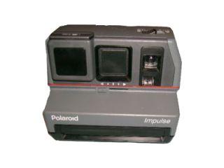 Polaroid Impulse Film Camera