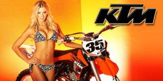 Dirtbike Chic 18   Honda Yamaha Suzuki Kawasaki Motorcycle Dirt Bike