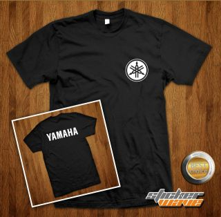yamaha motorcycle t shirts in Mens Clothing