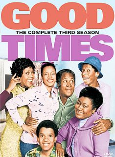 Good Times   The Complete Third Season DVD, 2004, 3 Disc Set