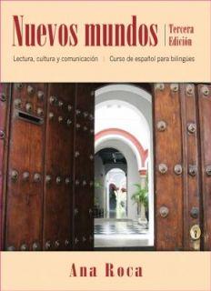 Nuevos Mundos by Ana Roca 2011, Paperback