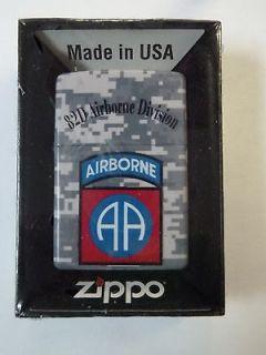 airborne zippo lighter
