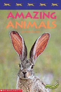 Amazing Animals Colorful and Engaging Books on Favorite Thematic