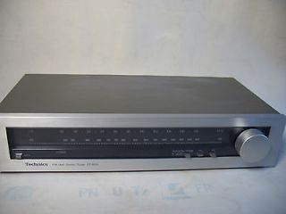 Technics FM / AM Stereo Tuner ST 8011 (Made In Japan)