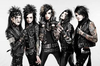 BLACK VEIL BRIDES ANDY SIXX BIERSACK NEW POSTER ALL SIZES MUGS AND