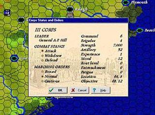 American Civil War From Sumter to Appomattox PC, 1996