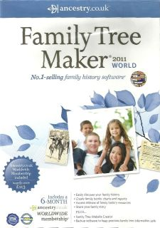 family tree maker 2011 in Software