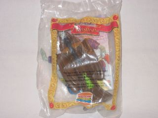 1997 Burger King ANASTASIA   RASPUTIN Kids Meal Toy NEW NIP