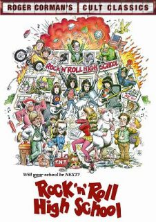 Rock N Roll High School DVD, 2010