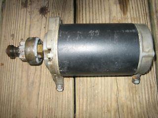 30 50 HP Mercury Outboard Starter P/N 50 55601