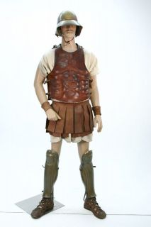 Leather Greek Roman Viking Medieval Spartan Armor Alexander Movie Prop